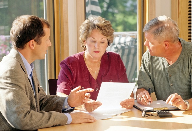 In-Home Wills, Trusts, Estate Planning, Tax Prep, and elder law services.